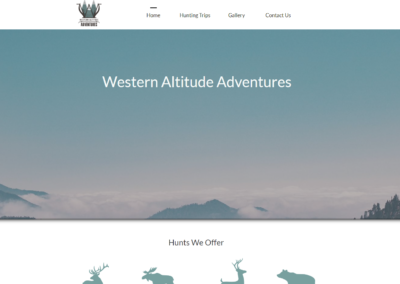 Western Altitude Adventures